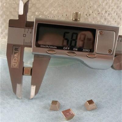 TZTX-0007 Metal Keystone hot fix nails 7x4mm 1000pcs/Bag