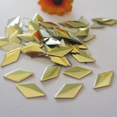 XO0510 Metal Rhombus Hot Fix nails 5000pcs/Bag