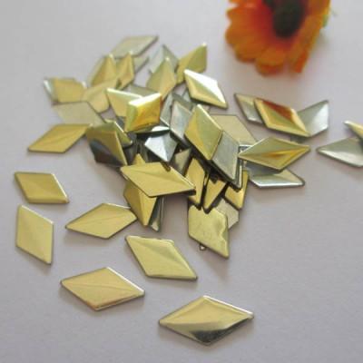 XO0612 Metal Rhombus Hot Fix nails 5000pcs/Bag