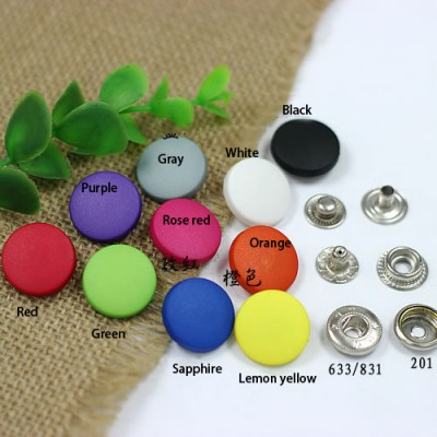 AY118 Plastic Snap Fastener/Decorative buckle/Leather buckle/Cowboy deduction/Purse buckle