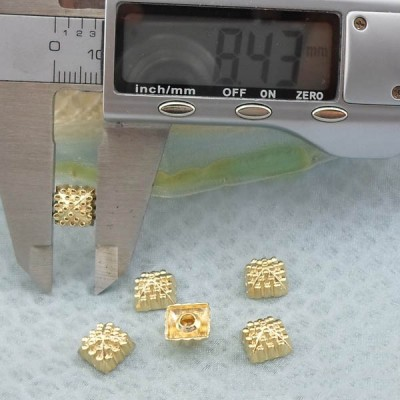 K237 Colorful Pyramid Rivets 8.5x4.65mm 1000pcs/bag