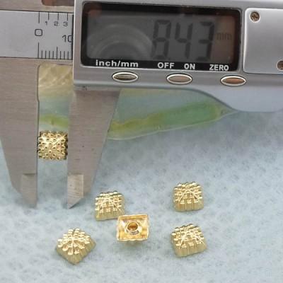 K237 Colorful Pyramid Rivets 8.5x4.65mm 1000pcs/bag