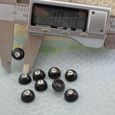 Q268 Dome ABS Rivets 10x6mm 1000pcs/bag