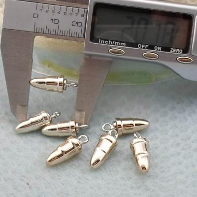 Q280 UV Plated Bullet Rivets 8x20mm  1000pcs/bag