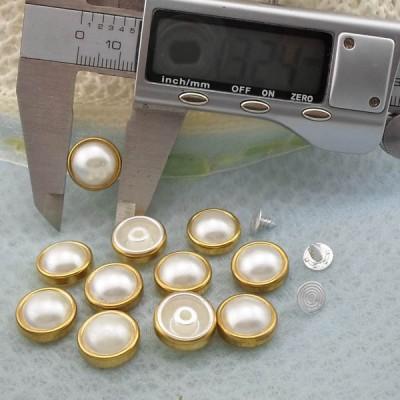 Q281 Dome Head Rivets 13x6.6mm 1000pcs/bag