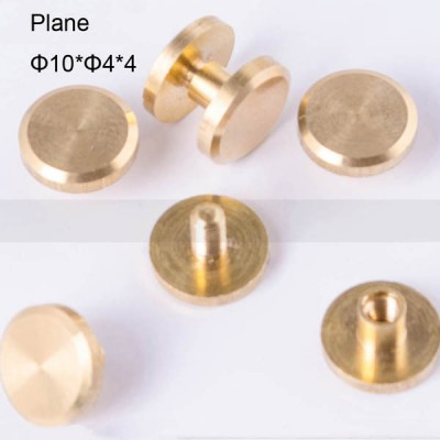 FR032 Chicago Screws-Binding Screws-Plane 10x4x4mm 100pcs/bag