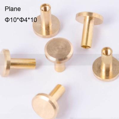 FR042 Chicago Screws-Binding Screws-Plane 10x4x10mm 100pcs/bag