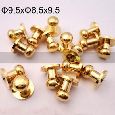 FR110 Nipple-Head Monk Screws 9.5x6.5x9.5mm 1000pcs/Bag