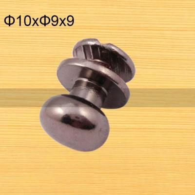 FR121 Nipple-Head Monk Screws 10x9x9mm 500pcs/Bag