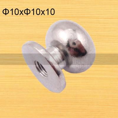 FR122 Nipple-Head Monk Screws 10x10x10mm 1000pcs/Bag
