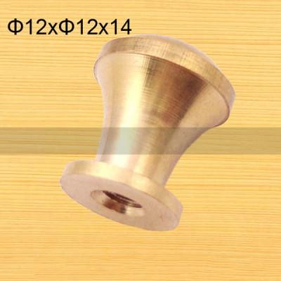 FR133 Knob Nipple-Head Monk Screws 12x12x14mm 500pcs/Bag