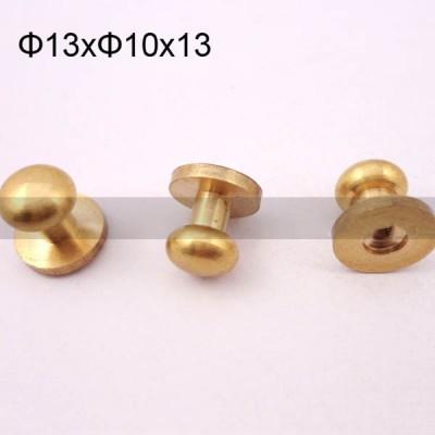 FR135 Nipple-Head Monk Screws 13x10x13mm 1000pcs/Bag