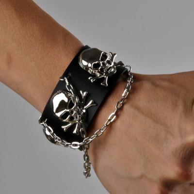 Skull-Punk Bracelet HJ002
