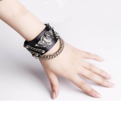 Skull-Punk Bracelet HJ004