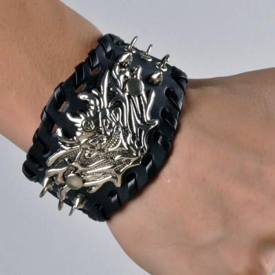 Skull-Punk Bracelet HJ007