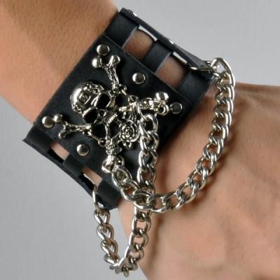 Skull-Punk Bracelet HJ026