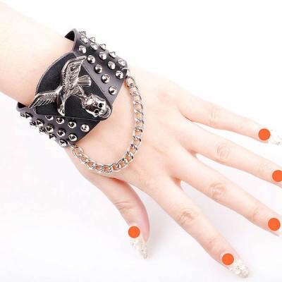 Skull-Punk Bracelet HJ027