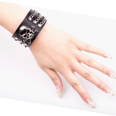 Skull-Punk Bracelet HJ028