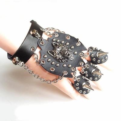 Skull-Punk Bracelet HJ034