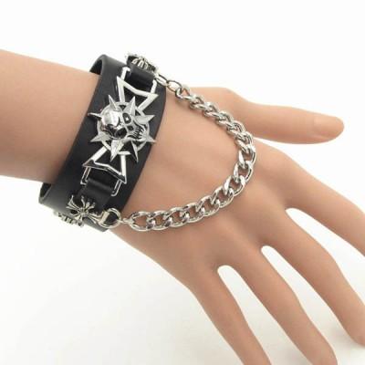 Skull-Punk Bracelet HJ039