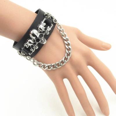 Skull-Punk Bracelet HJ043