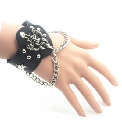 Skull-Punk Bracelet HJ050