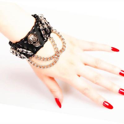 Skull-Punk Bracelet HJ063