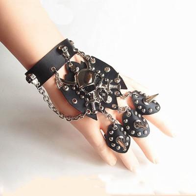 Skull-Punk Bracelet HJ065