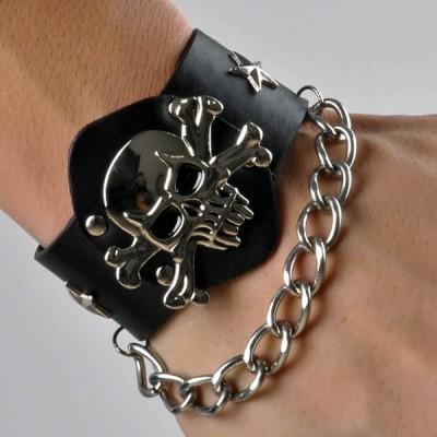 Skull-Punk Bracelet HJ066