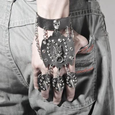 Skull-Punk Bracelet HJ080