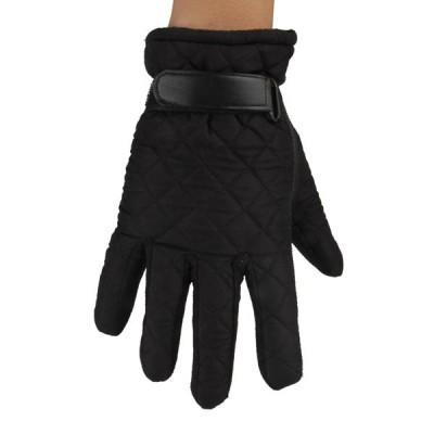 Spikes-Rivets-Punk-Gloves HJ218