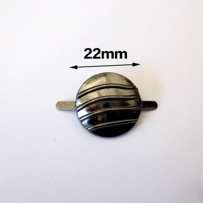 XL105 Dome Ripple Studs 22mm 100pcs/bag