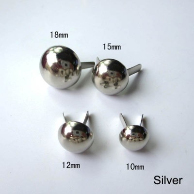 XL107 Dome Studs 18mm 100pcs/bag