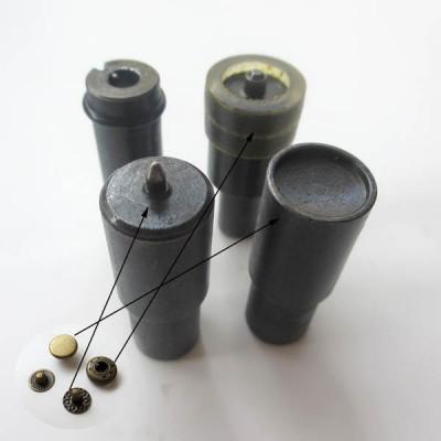 Snap Fastener Electric mold Match hand press machine 98# or Electric machine 808 XL308 1pcs/bag