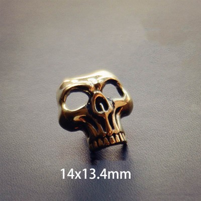 NA012 Discipline Skull Mask 14x13.4mm/24x22mm
