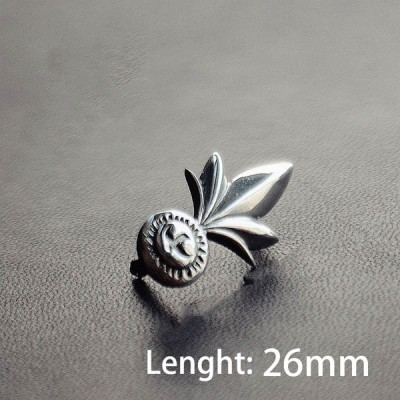 NA032 Blank Conchos Studs 26mm