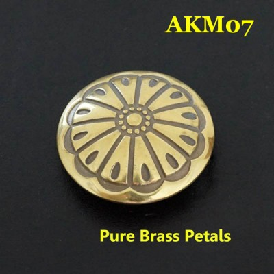 AKM07-28 Conchos For Leather 28mm 1pc/bag