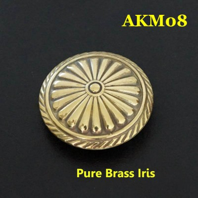AKM08-28 Conchos Wholesale 28mm 1pc/bag