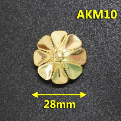 AKM10-28 Wholesale Conchos 28mm 1pc/bag