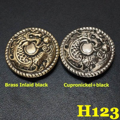 H123 Conchos Dragon  32mm 1pc/bag