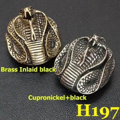H197 Conchos Viper 22x24mm 1pc/bag