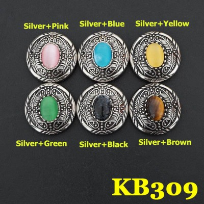 KB309 Crystal Conchos 30mm 1pc/bag