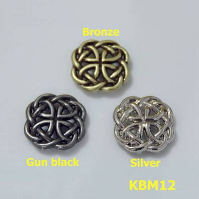 KBM12 Conchos Hollow Daisy  30mm 1pc/bag