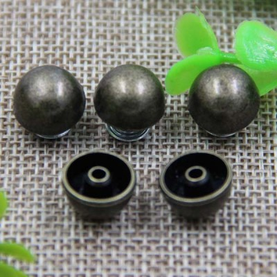 G002 Dome Rivet 12x8mm 100pcs/bag