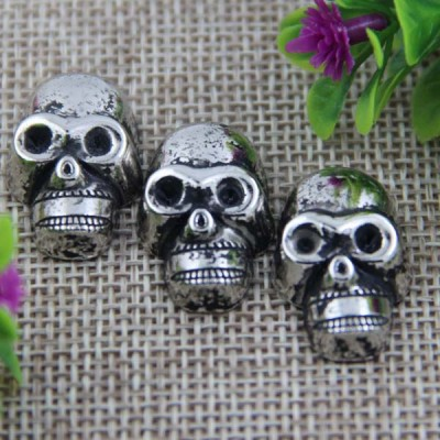 G004 Skull Rivet 24x15mm 100pcs/bag