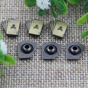G006 Poker Rivet 12mm 100pcs/bag