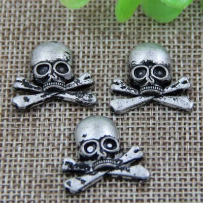 G020 Skull Rivet 21x19mm 100pcs/bag