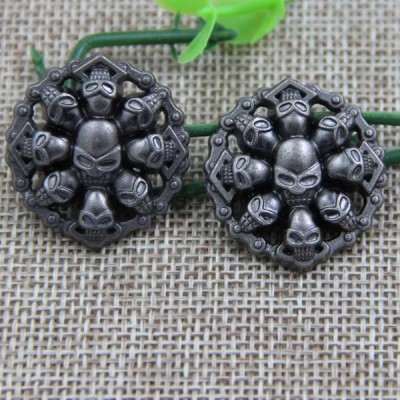 G021 Round Skull Rivet 26mm 100pcs/bag