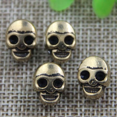 G035 Skull Rivet 10mm 100pcs/bag