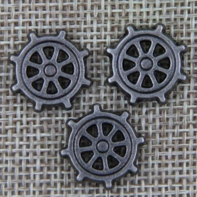 G043 Windmill Rivet 15mm 100pcs/bag